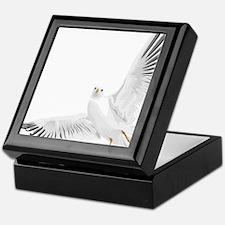 Bird, Dove, Peace Keepsake Box