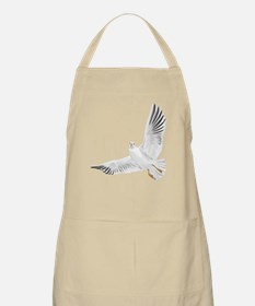 Bird, Dove, Peace Apron