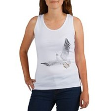 Bird, Dove, Peace Tank Top
