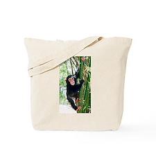 Unique Baby orangutan Tote Bag