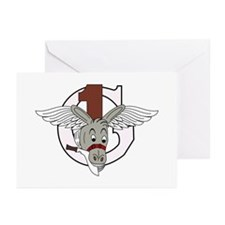 1st Air Commando Group Greeting Cards (Pk of 10)