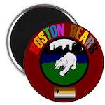 Boston Bears Magnet