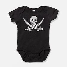Calico Jack Rackham Jolly Roger:Pirate Flag Baby B