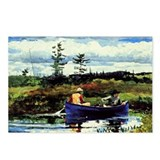Canoe Postcards