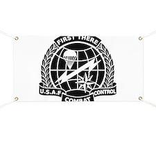 Combat Controller B-W Banner
