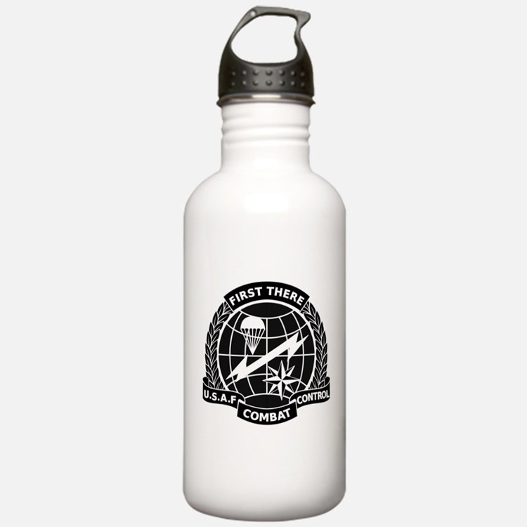 Combat Controller B-W Water Bottle