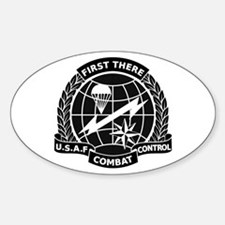 Combat Controller B-W Decal