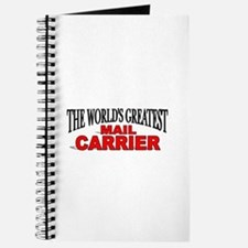 """The World's Greatest Mail Carrier"" Journal"