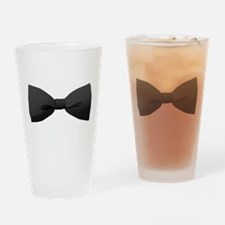 Bowtie Drinking Glass