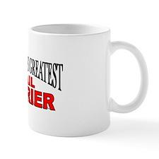 """The World's Greatest Mail Carrier"" Mug"