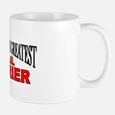 """The World's Greatest Mail Carrier"" Mug"