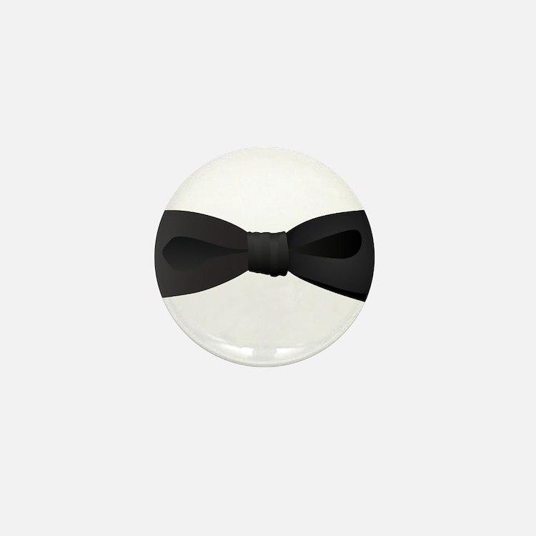 Bowtie Mini Button