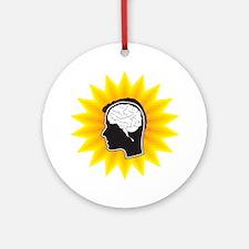 Brain, Mind, Intellect, Intelligence Ornament (Rou