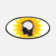 Brain, Mind, Intellect, Intelligence Patches