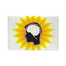 Brain, Mind, Intellect, Intelligence Magnets