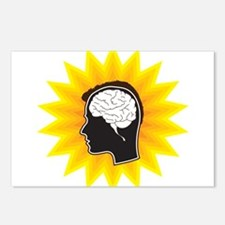 Brain, Mind, Intellect, Intelligence Postcards (Pa