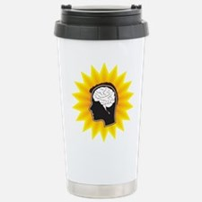 Brain, Mind, Intellect, Intelligence Travel Mug