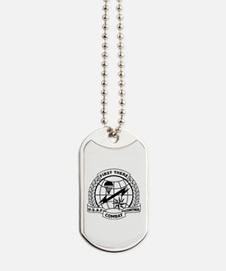 AFG-Combat Controller-BW Dog Tags