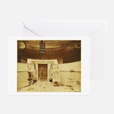 Charity Hospital Ampitheatre Greeting Cards (Packa