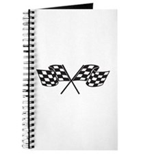 Checkered Flag, Race, Racing, Motorsports Journal