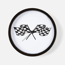 Checkered Flag, Race, Racing, Motorsports Wall Clo