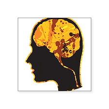 Brain, Mind, Intellect, Intelligence Sticker