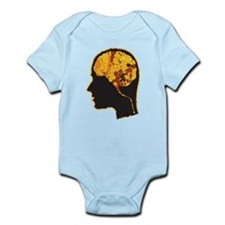 Brain, Mind, Intellect, Intelligence Body Suit