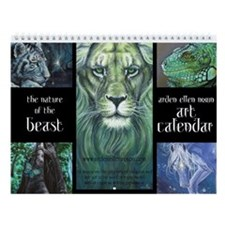 Nature Of The Beast Wall Calendar