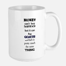 Goat Happiness Mugs
