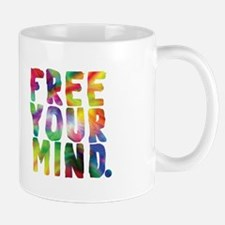 FREE YOUR MIND Mugs