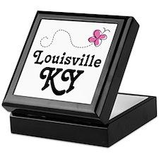 Louisville Kentucky Keepsake Box