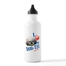 Shih-Tzu Water Bottle