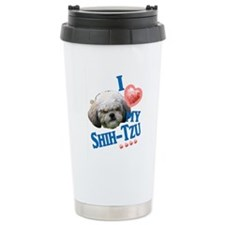 Shih-Tzu Travel Mug
