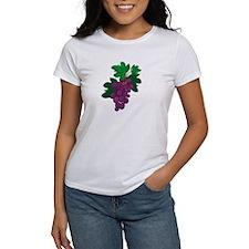 Purple Grapes Tee