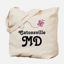 Catonsville Maryland Tote Bag