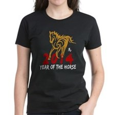 Year of The Horse 2014 Tee