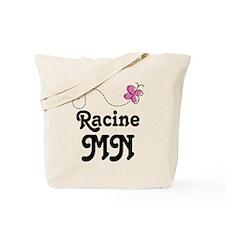 Racine Minnesota Tote Bag