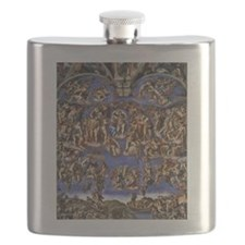 Judgement Day Flask