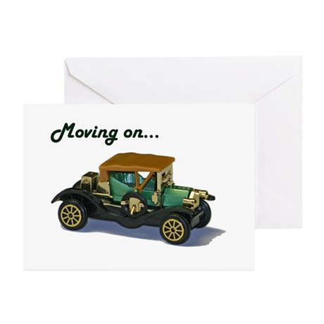 Model Car Greeting Cards (Pk of 20)