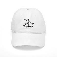 Game Of Squash iSquash Logo Baseball Baseball Cap