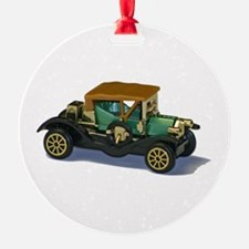 Model Car Ornament