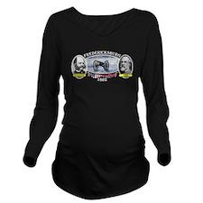 Fredericksburg Long Sleeve Maternity T-Shirt