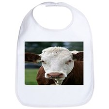 Buster Beefcake the Cow Bib