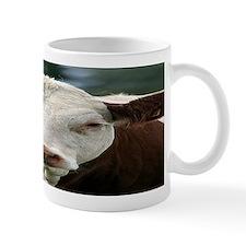 Buster Beefcake the Cow Small Mug