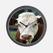 Buster Beefcake the Cow Wall Clock