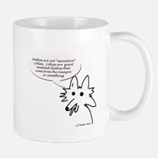 Shelties are not minature Collies Mugs