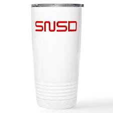snsd-saved-red Travel Mug