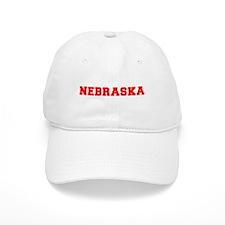 nebraska-fresh-red Baseball Baseball Cap