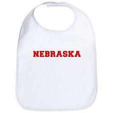 nebraska-fresh-red Bib