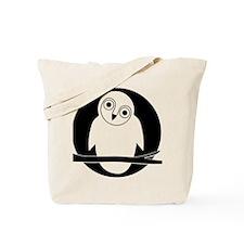 owl eule owlet kauz moon mond Tote Bag